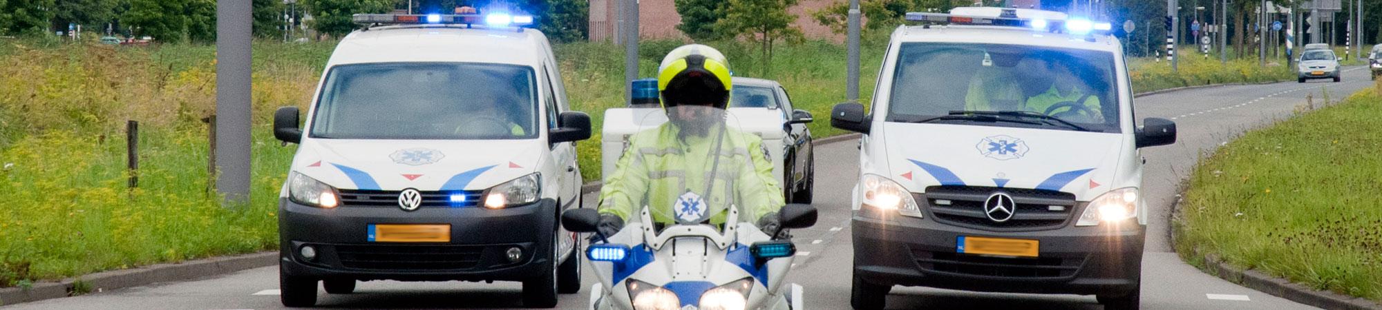 Medisch spoedtransport van ADR, organen, bloed en meer met 24-uursservice in heel Nederland van Medical Emergency Transport.