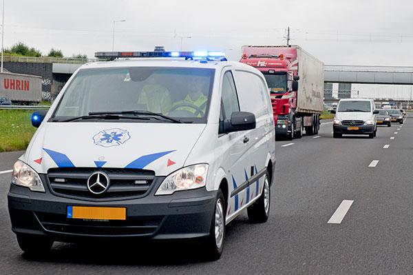 Huisartsenposten, laboratoria en ziekenhuizen werken samen met Medical Emergency Transport