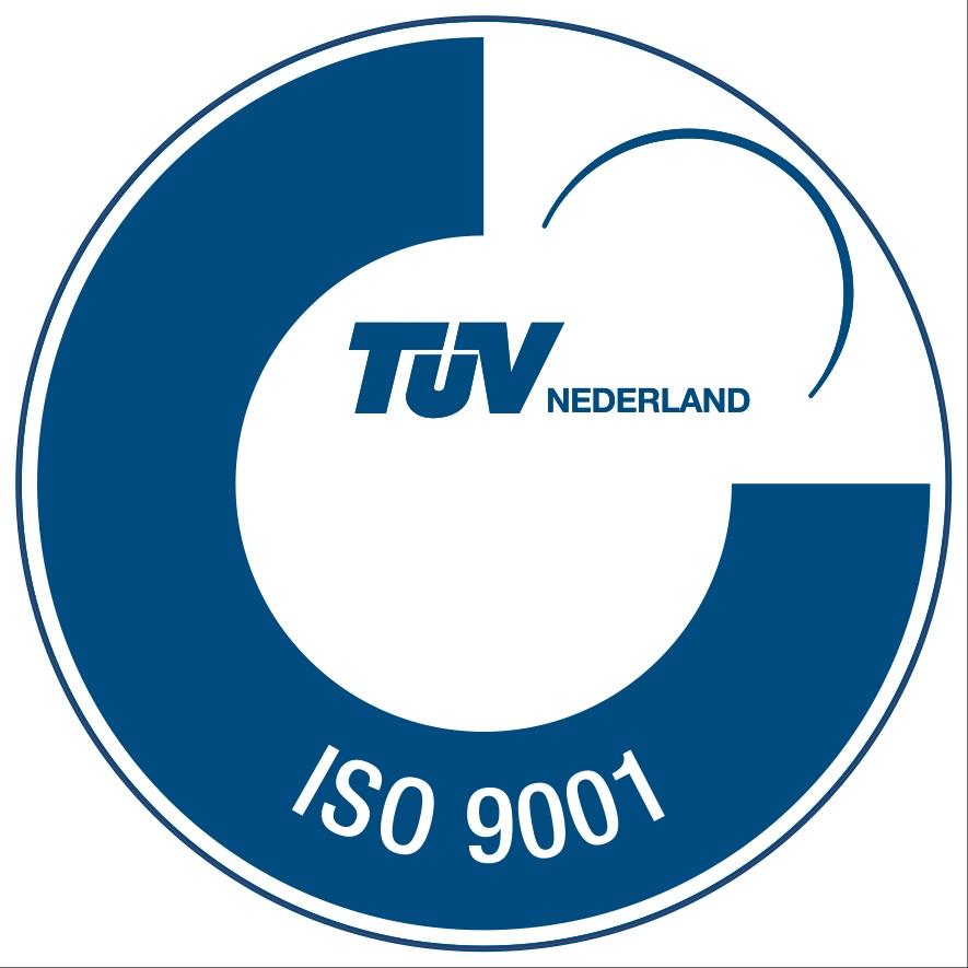 MET-R wederom ISO9001 gecertificeerd!